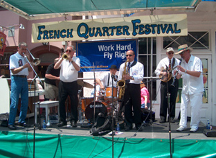 french preservation groupe jazz new orleans