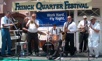 french preservation at french quarter festival