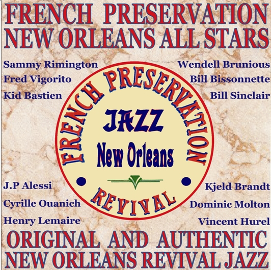 new orleans all stars FPCD 15 FRENCH PRESERVATION